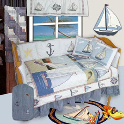 Patch Magic Nautical Crib Bedding Collection