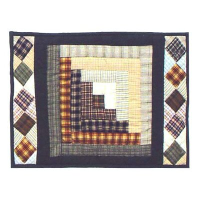 Peasant Log Cabin Placemat (Set of 4)