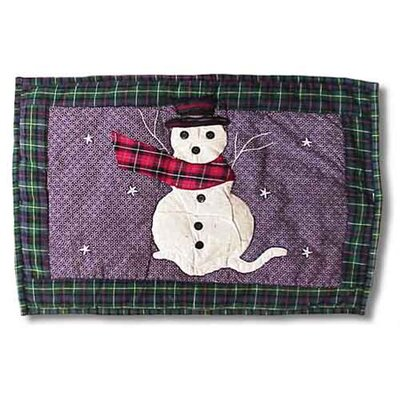 Snowman Placemat (Set of 4)