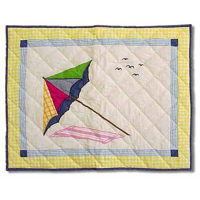 Patch Magic Summer Fun - Umbrella Standard Pillow Sham