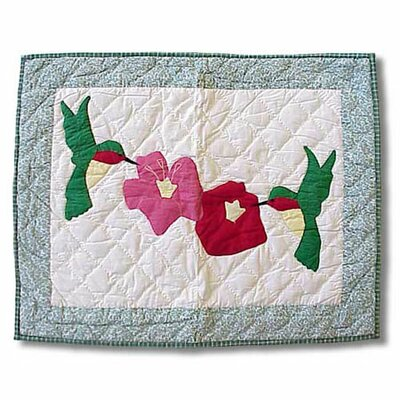 Hummingbird Standard Pillow Sham