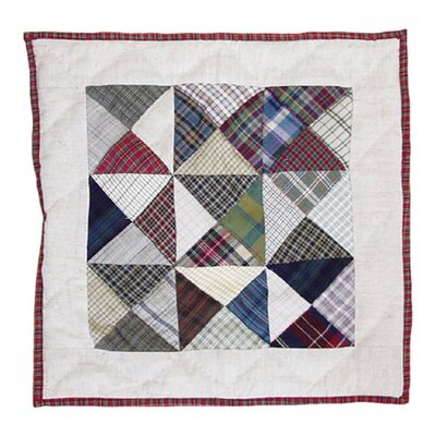 Kaleidoscope Toss Pillow