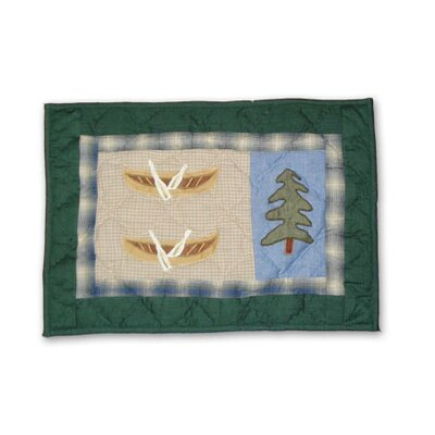 Northwoods Walk Placemat (Set of 4)