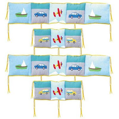 Patch Magic Junior Travel 4 Piece Bumper Set