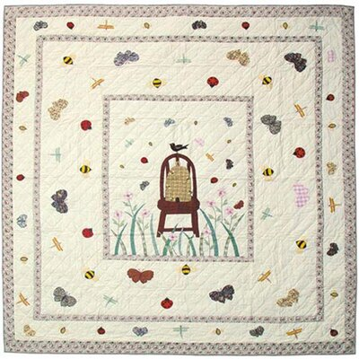 Patch Magic Garden Friends Quilt