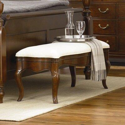 American Drew Cherry Grove New Generation Wooden Bedroom Bench ...