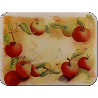 Tuftop Apples Cutting Board