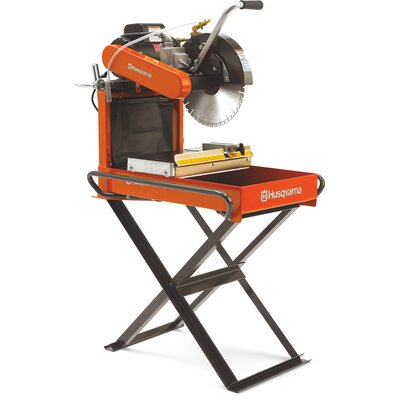 "Husqvarna Portasaw 1.5HP 115/208-230 V Single Phase 14"" Blade Capacity Masonry Saw"