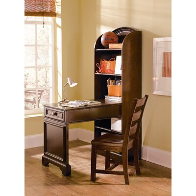 Lea Industries Covington Bookcase Desk with Chair
