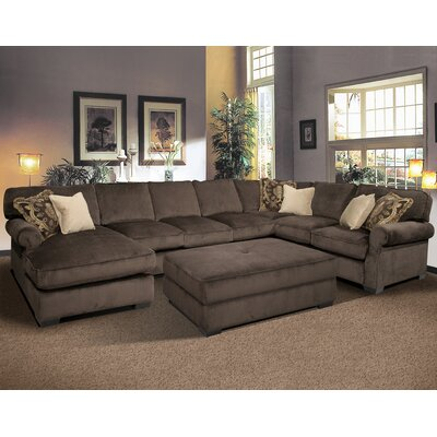 Guildcraft Grand Island Sleeper Sectional