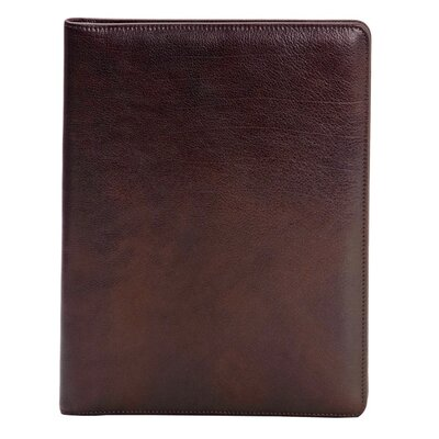 "Dr. Koffer Fine Leather Accessories 8.5"" x 11"" Pad Cover"