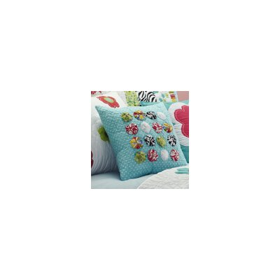 Amity Home Abby/Jane Yo Yo Decorative Pillow