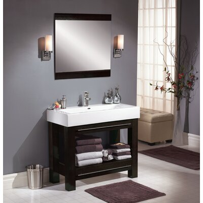 "Magickwoods Sonata Urban 40"" Bathroom Vanity Set"