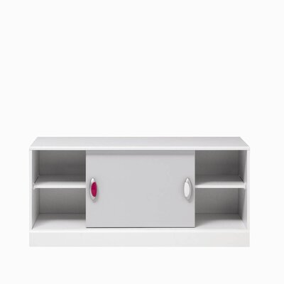 Caxton MyPod Sliding Door Base Unit in White and Grey