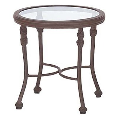 Woodard Landgrave Chateau Round End Table