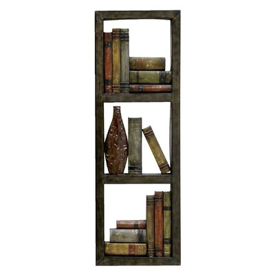 Style Craft Books Wall Plaque