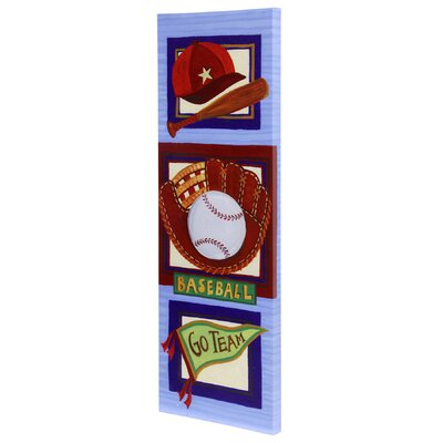 Baseball Canvas Art
