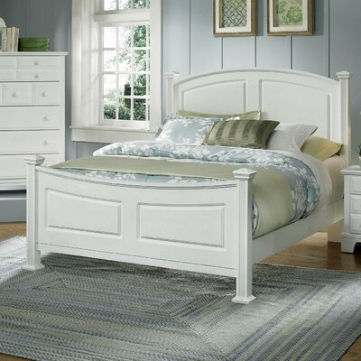 Vaughan-Bassett Hamilton Franklin Panel Bed
