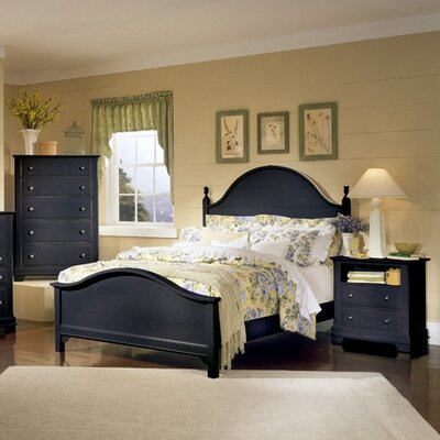 Vaughan-Bassett Cottage Panel Bedroom Collection