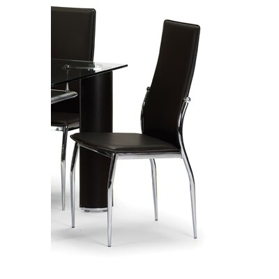 Julian Bowen Boston Dining Chair in Brown