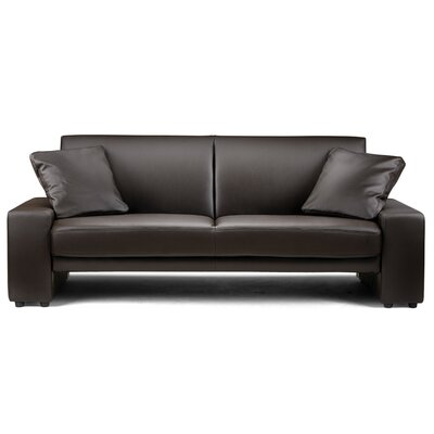 Julian Bowen Supra Sofa Bed in Brown