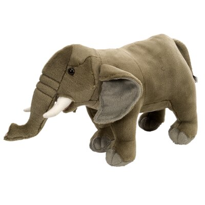 Wild Republic Asain Elephant Plush Toy