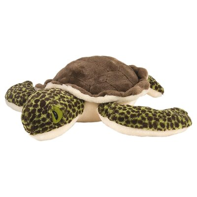 Cuddlekins Baby Sea Turtle Plush Stuffed Animal