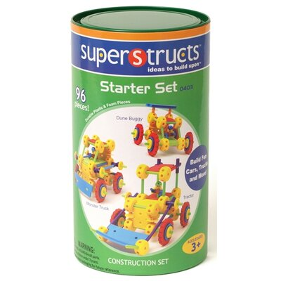 Superstructs Starter Building 96 Piece Set