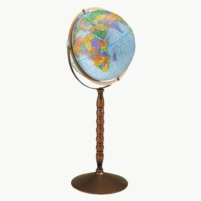Replogle Globes Treasury World Globe