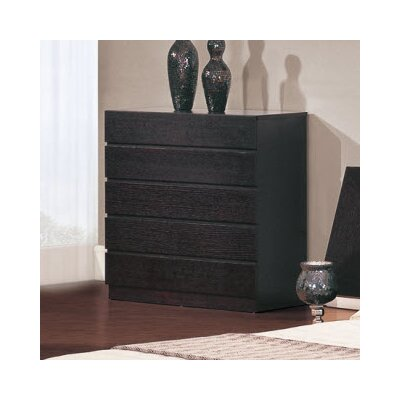 Global Furniture USA Soho 5 Drawer Chest