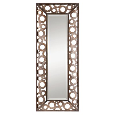 Agusto Mirror in Chestnut Bronze