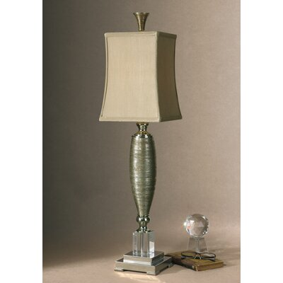 Uttermost Abriella 36&quot; Table Lamp in Metallic Gold