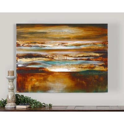 Mystical Evening Canvas Wall Art By Grace Feyock - 36