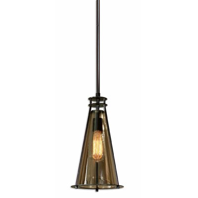 Frisco 1 Light Mini Pendant