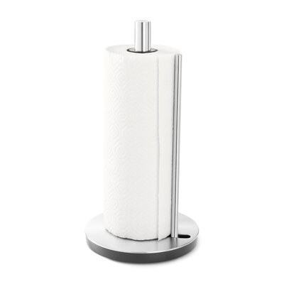 ZACK Lingo Kitchen Paper Roll Holder with Retaining Bar