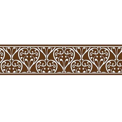 Bacati Damask Wall Border