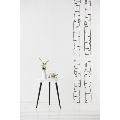 ferm LIVING Birch Wallsticker