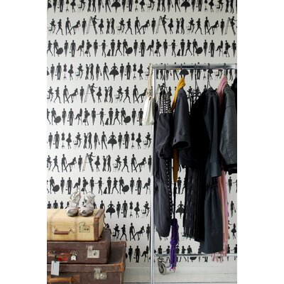 ferm LIVING Fashion Wallsmart Wallpaper