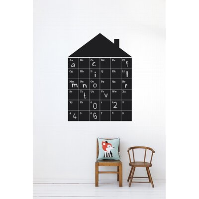ferm LIVING ABC House Wall Sticker