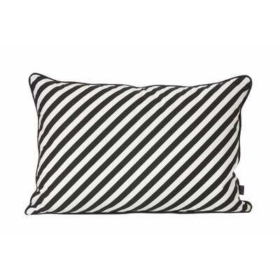 ferm LIVING Striped Organic Cotton Cushion