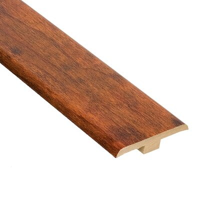"Home Legend 0.25"" x 1.44"" Laminate Sonoma T-Molding in Cherry"