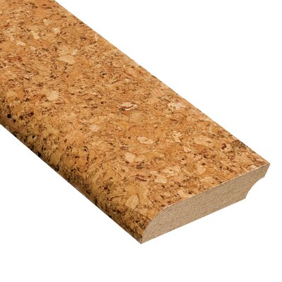 "Home Legend 0.5"" x 2.25"" Cork Wall Base in Natural"