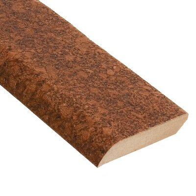"Home Legend 0.5"" x 2.25"" Cork Wall Base in Mocha"