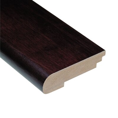 "Home Legend 78"" Walnut Stair Nose in Java"