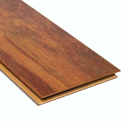 Home Legend 10mm Click Lock Laminate in Natural Mahogany