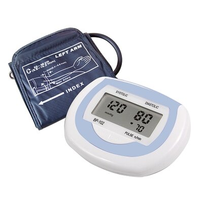 MedQuip Blood Pressure Monitor with Compact
