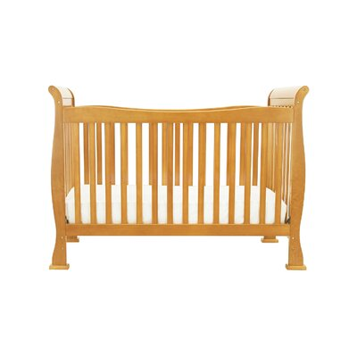 DaVinci Reagan Three Piece Convertible Crib Nursery Set with Toddler Rail in Coffee
