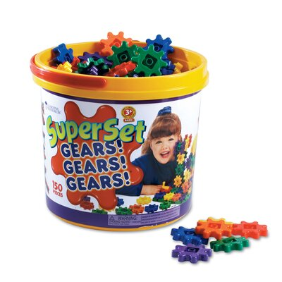 Gears! Gears! Gears!® Super Set