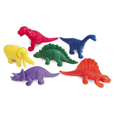 Learning Resources Mini Dino Counters (Set of 108)