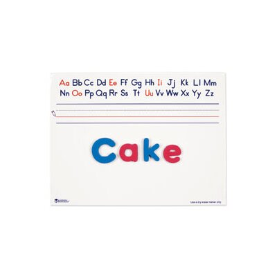 Learning Resources Magnetic Dry - Erase Alphabet Board